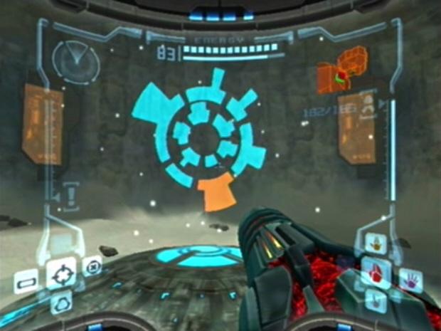 Chozo Artifact Metroid Prime Screenshot