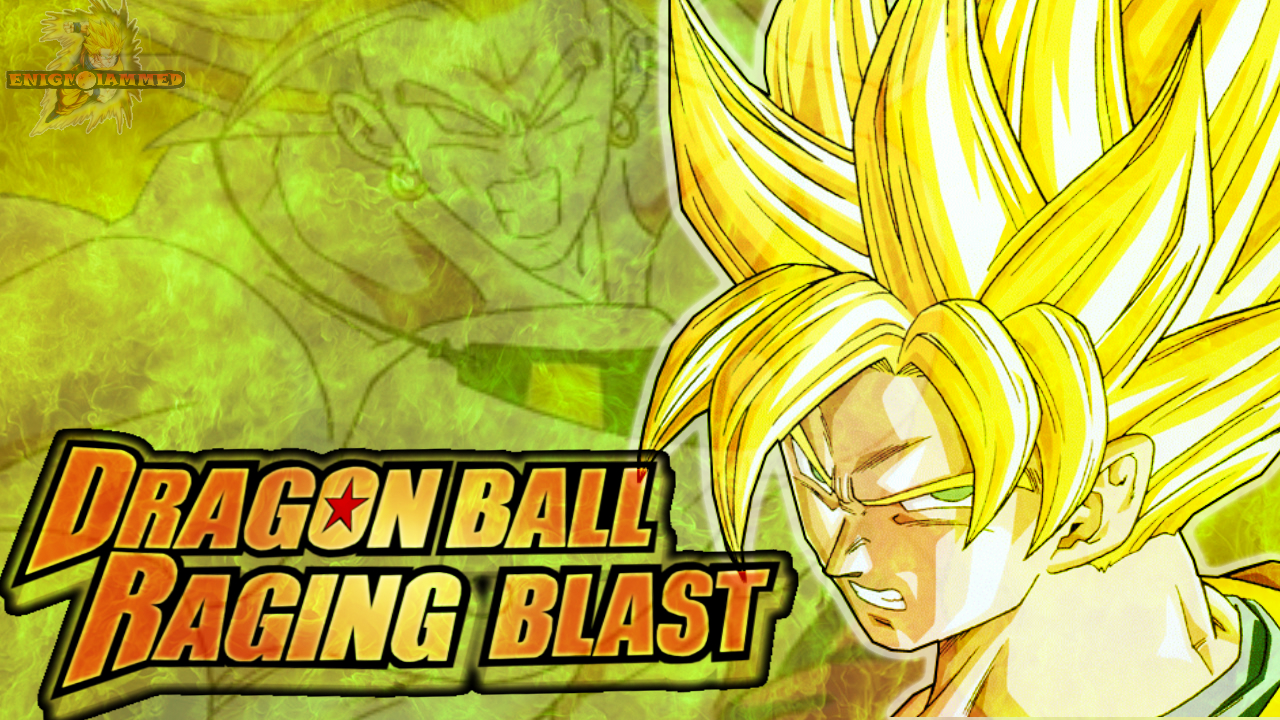 dragon ball raging blast wallpaper 2 Quesaen del señor picoro   Review de Dragon Ball Raging Blast para xbox360