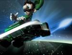Mario Kart Wii wallpaper Luigi
