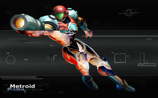 metroid prime trilogy review samus re lands on wii in a