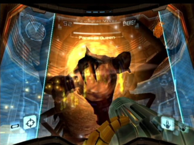 Metroid prime scary screenshot