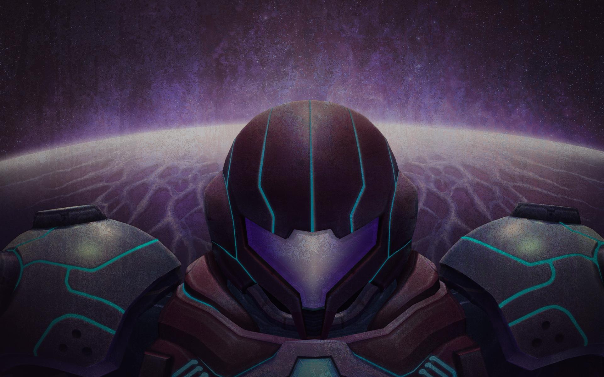 metroid prime trilogy wallpaper samus game missions