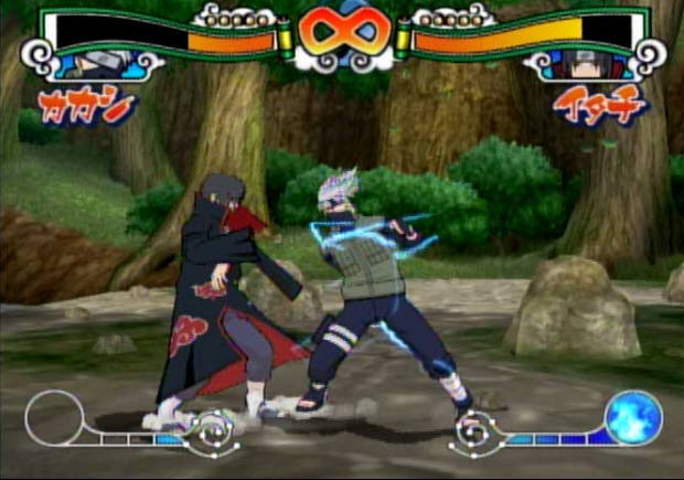 Naruto Shippuden: Clash of Ninja Revolution 3 release date is November 17,