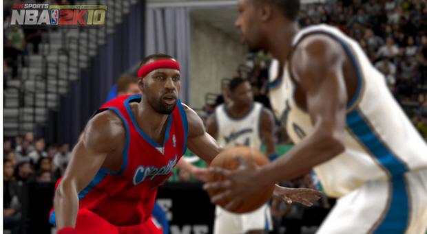 NBA 2K10 PSP screenshot. Codes & Cheats page