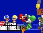 New Super Mario Bros. Wii Cast Wallpaper - 1920x1200