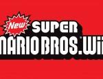 New Super Mario Bros. Wii Wallpaper logo - 1920x1200