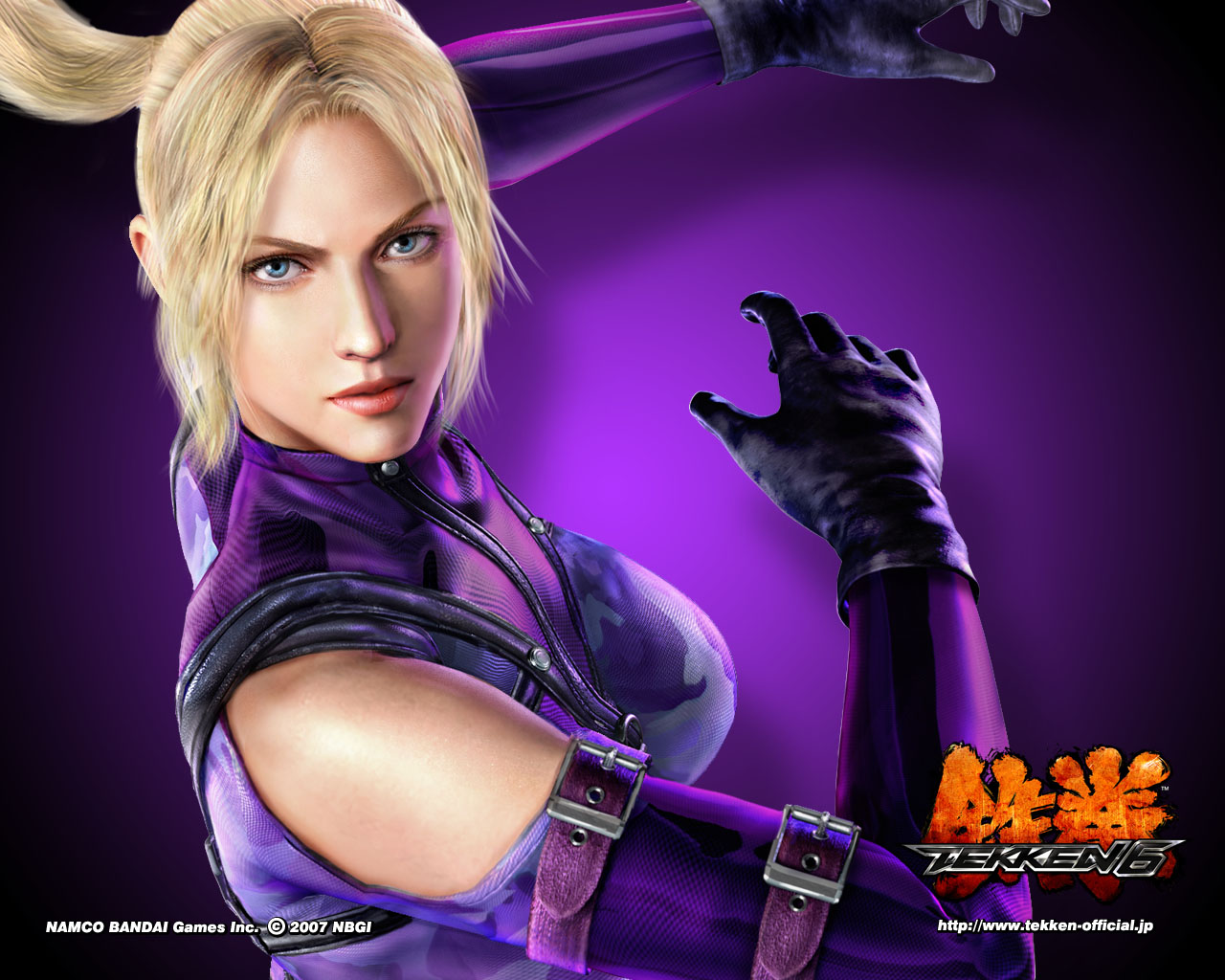The Female Characters Of Tekken Gaming Technology Onehallyu