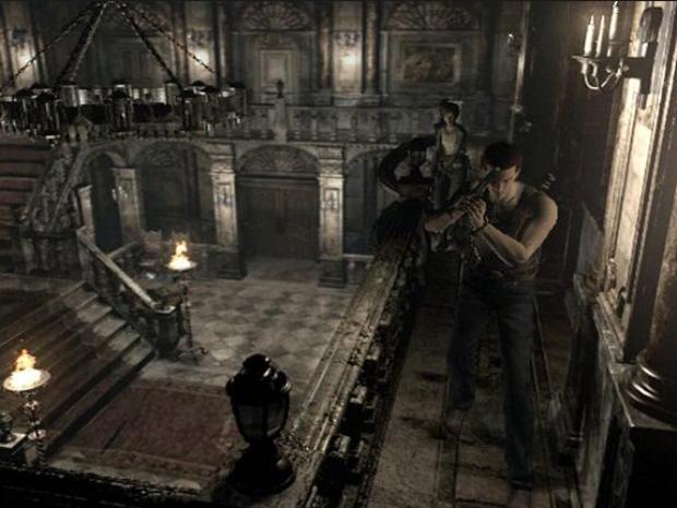 RESIDENT EVIL ZERO Resident-evil-0-wii-screenshot