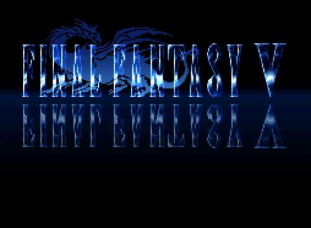 wallpaper final fantasy. Final Fantasy V wallpaper