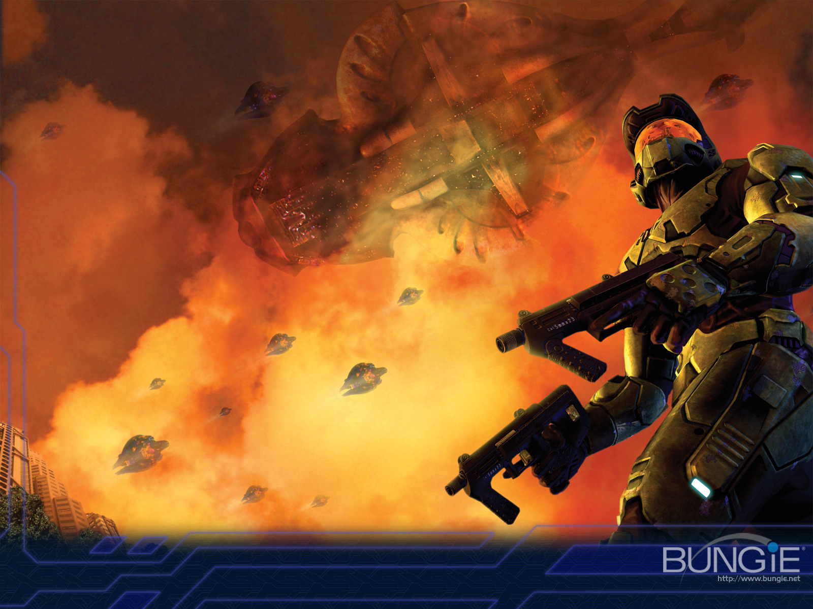 Halo 2 wallpaper
