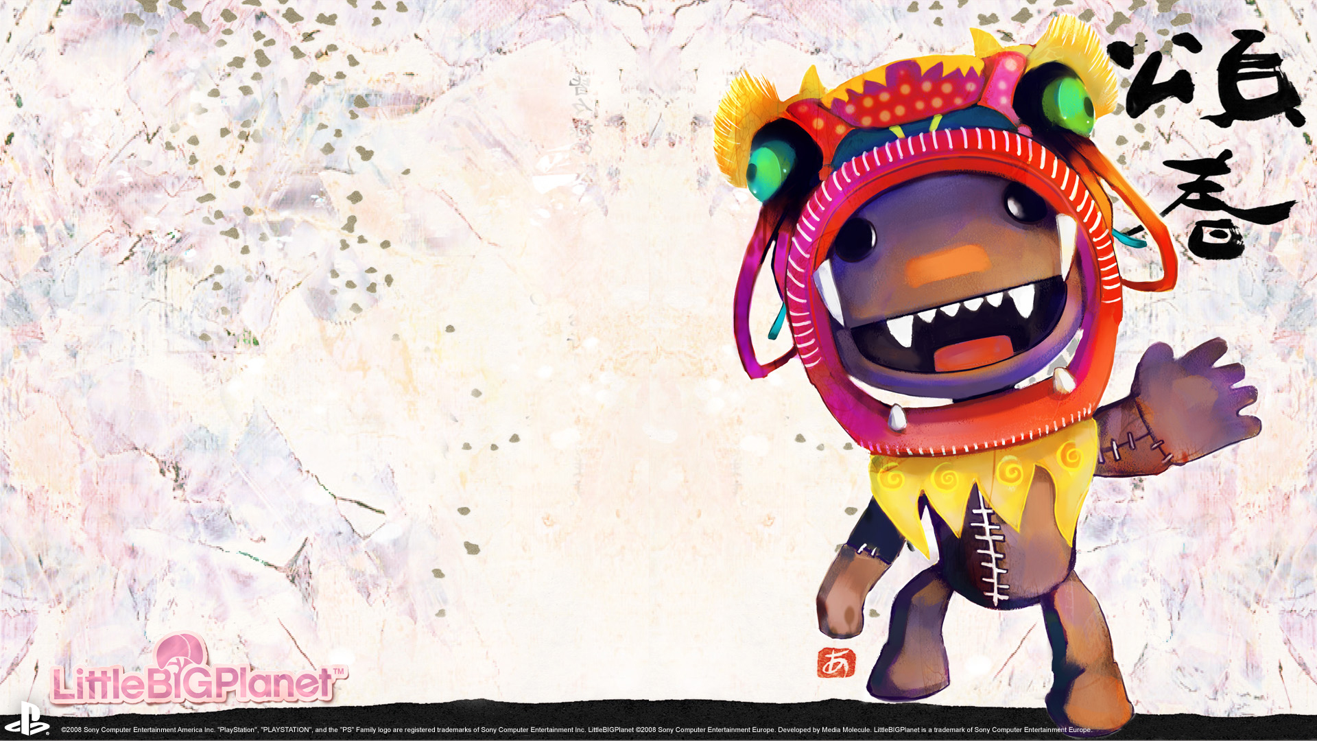 little big planet wallpaper 171882
