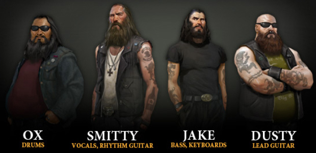 Left 4 Dead OST Midnight-riders-left-4-dead-2-band