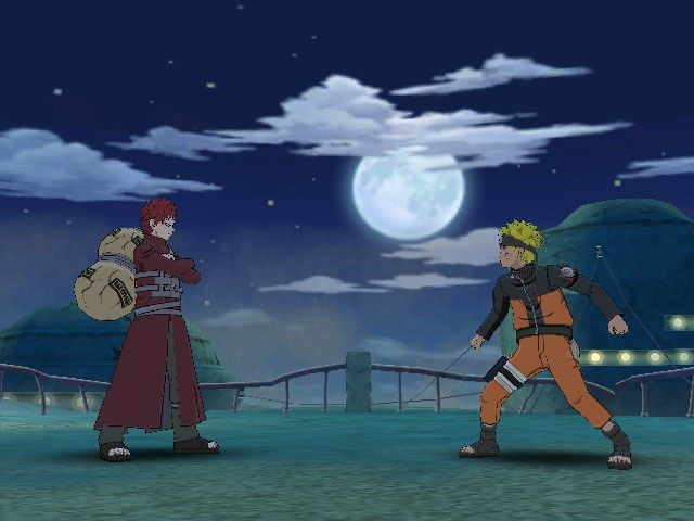 Naruto Shippuden Clash Of Ninja Revolution 3 Wallpaper 2