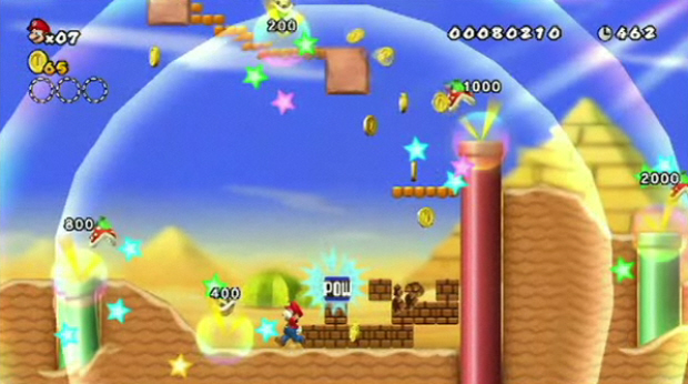 New Super Mario Bros Wii Cheats Infinite Items