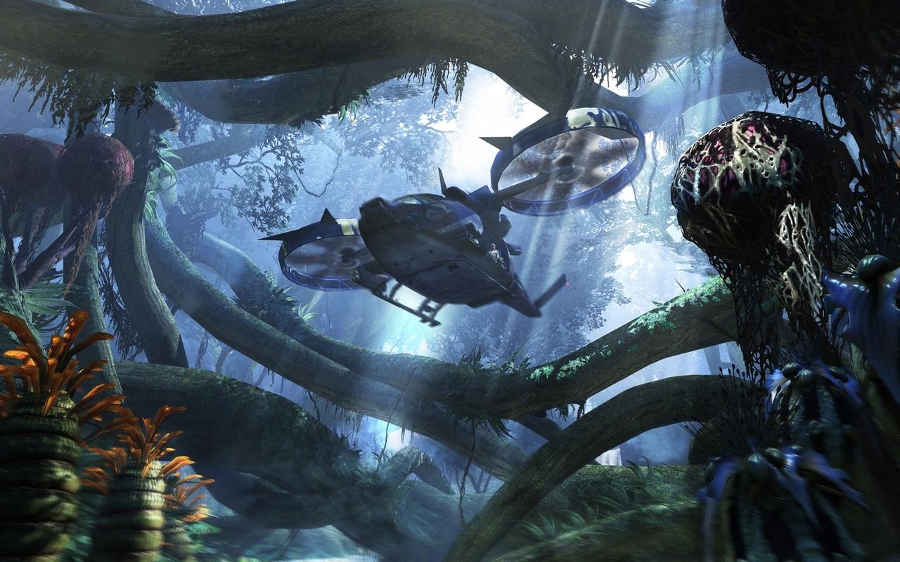 Avatar The Game wallpaper