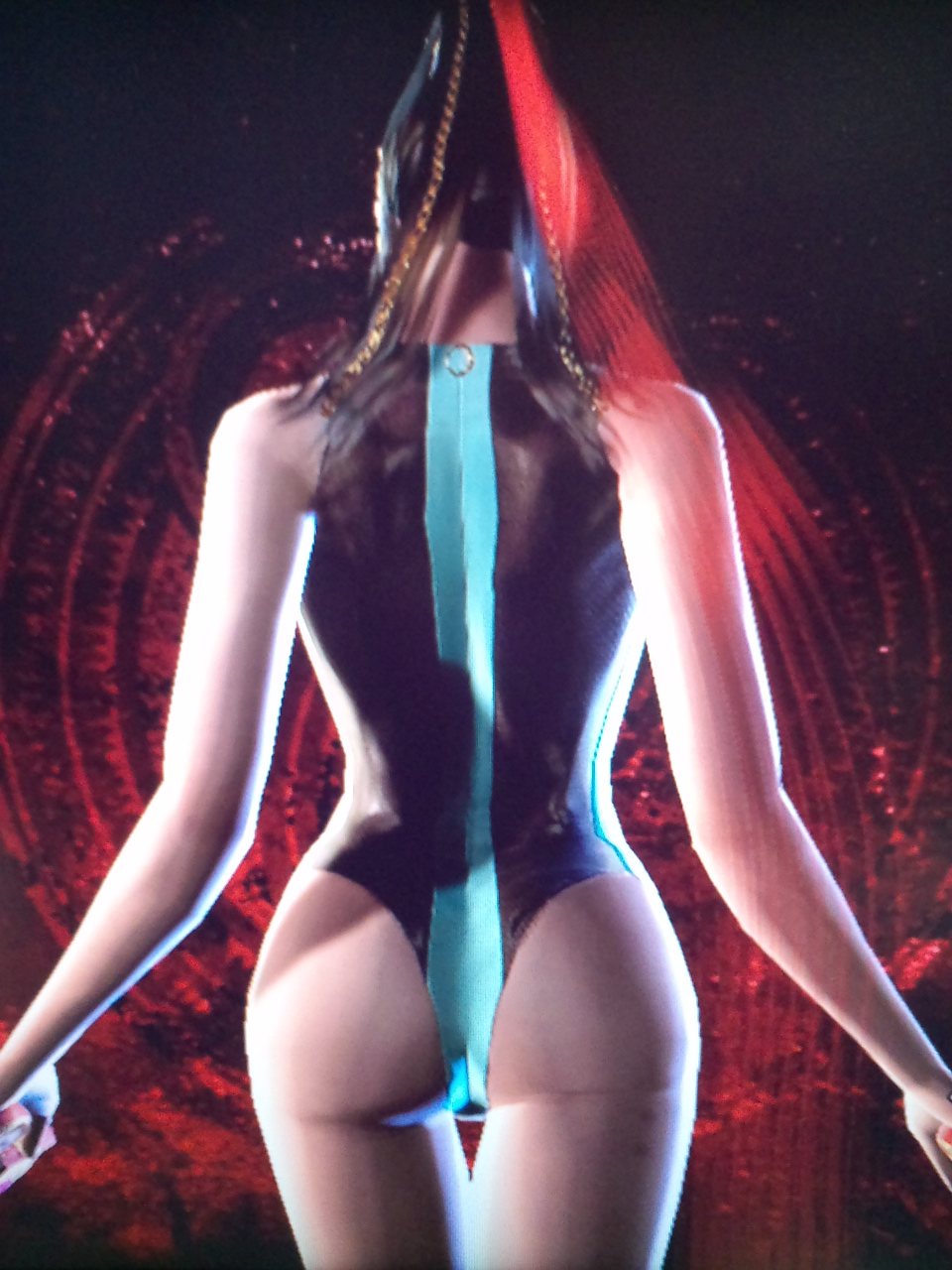 Bayonetta booty naked videos