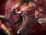 Red Moon Bayonetta wallpaper