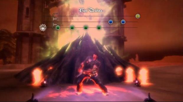 Brutal Legend walkthrough screenshot