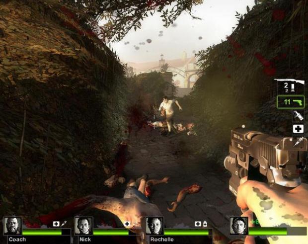 Left 4 Dead 2 PC Game FULL ISO