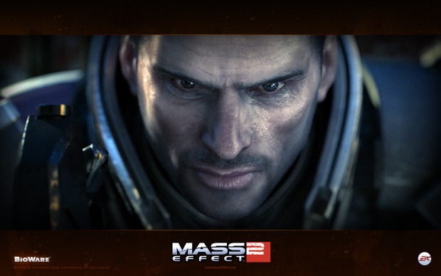 Mass Effect 2 wallpaper 1