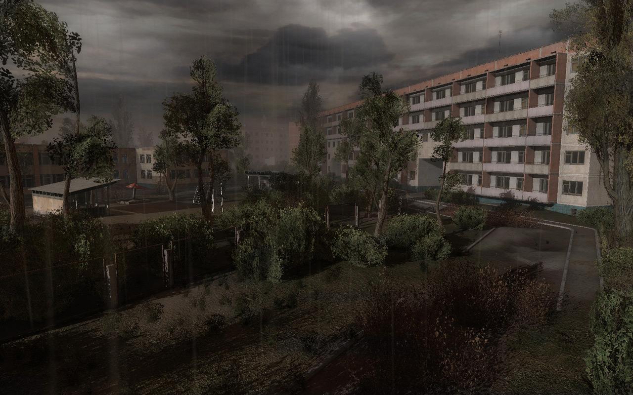 STALKER Call of Pripyat wallpaper