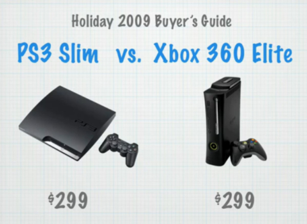 Xbox 360 vs PS3 comparison buyer's guide