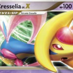 Cresselia Legendary Pokemon artwork