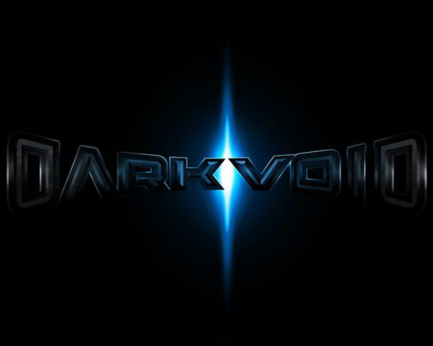 Dark Void walkthrough logo artwork