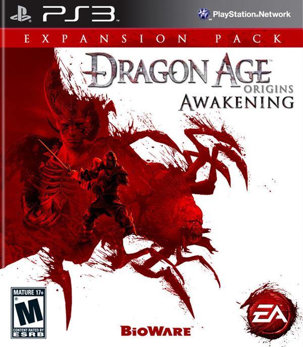 dragon age awakening wallpaper