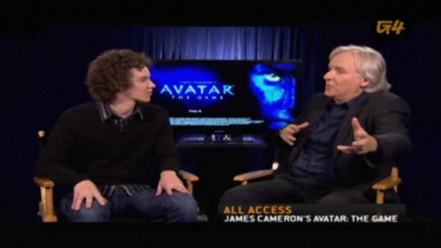 james cameron 2010. James Cameron working on new
