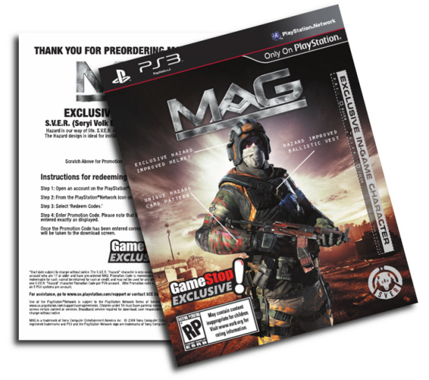 MAG codes, cheats and trophies list (PS3)