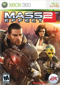 Mass Effect 2 on Xbox 360