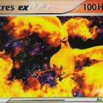 Moltres Legendary Pokemon artwork