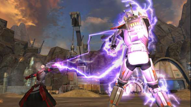 Star Wars: The Old Republic MMO coming to Xbox 360?