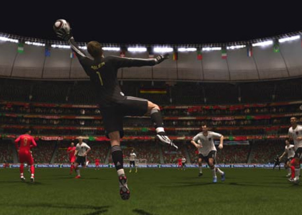2010 FIFA World Cup South Africa announced for PS3, Xbox 360, Wii,