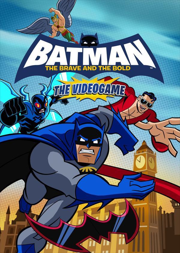 Nuevo Trailer de Batman:The Brave and the Bold para Wii Batman-the-brave-and-the-bold-video-game-artwork