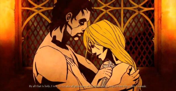 Dante's Inferno walkthrough screenshot