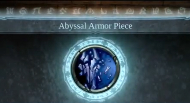 Darksiders Abyssal Armor Piece screenshot