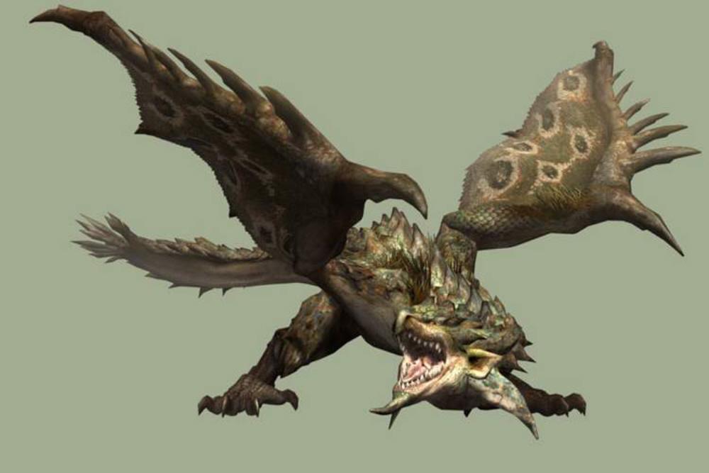 monster hunter wallpapers. Monster Hunter Tri wallpaper