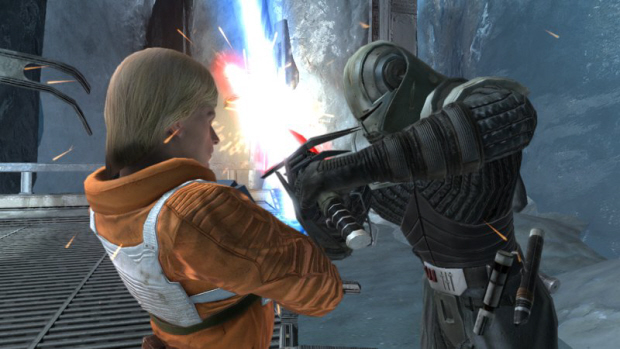 star wars force unleashed wallpapers. Star Wars: The Force Unleashed