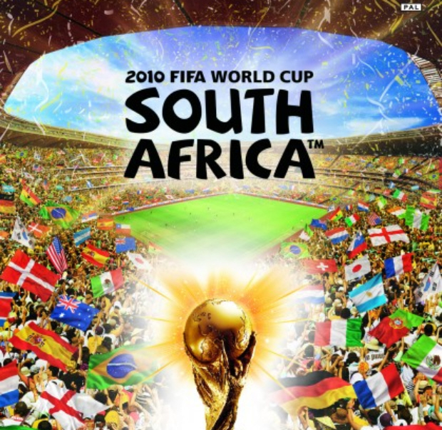 2010 FIFA World Cup South Africa artwork wallpaper