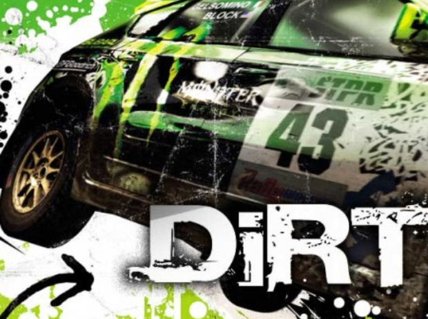 Colin McRae: DiRT logo