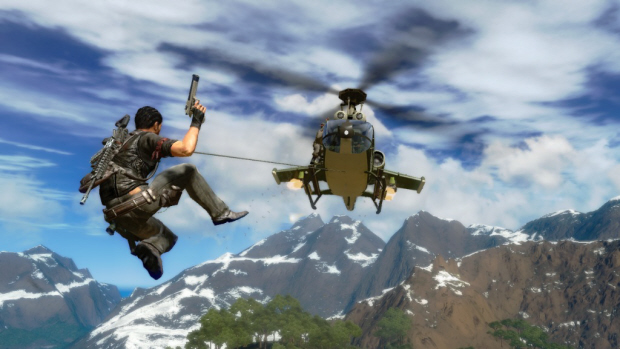 Just Cause 2 Achievements guide (and trophies) screenshot