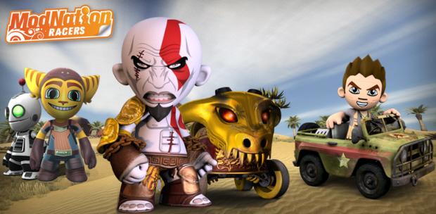 ModNation Racers PSP [FULL] Mediafire Modnation-racers-kratos-nathan-drake-ratchet-and-clank-pre-order-bonuses