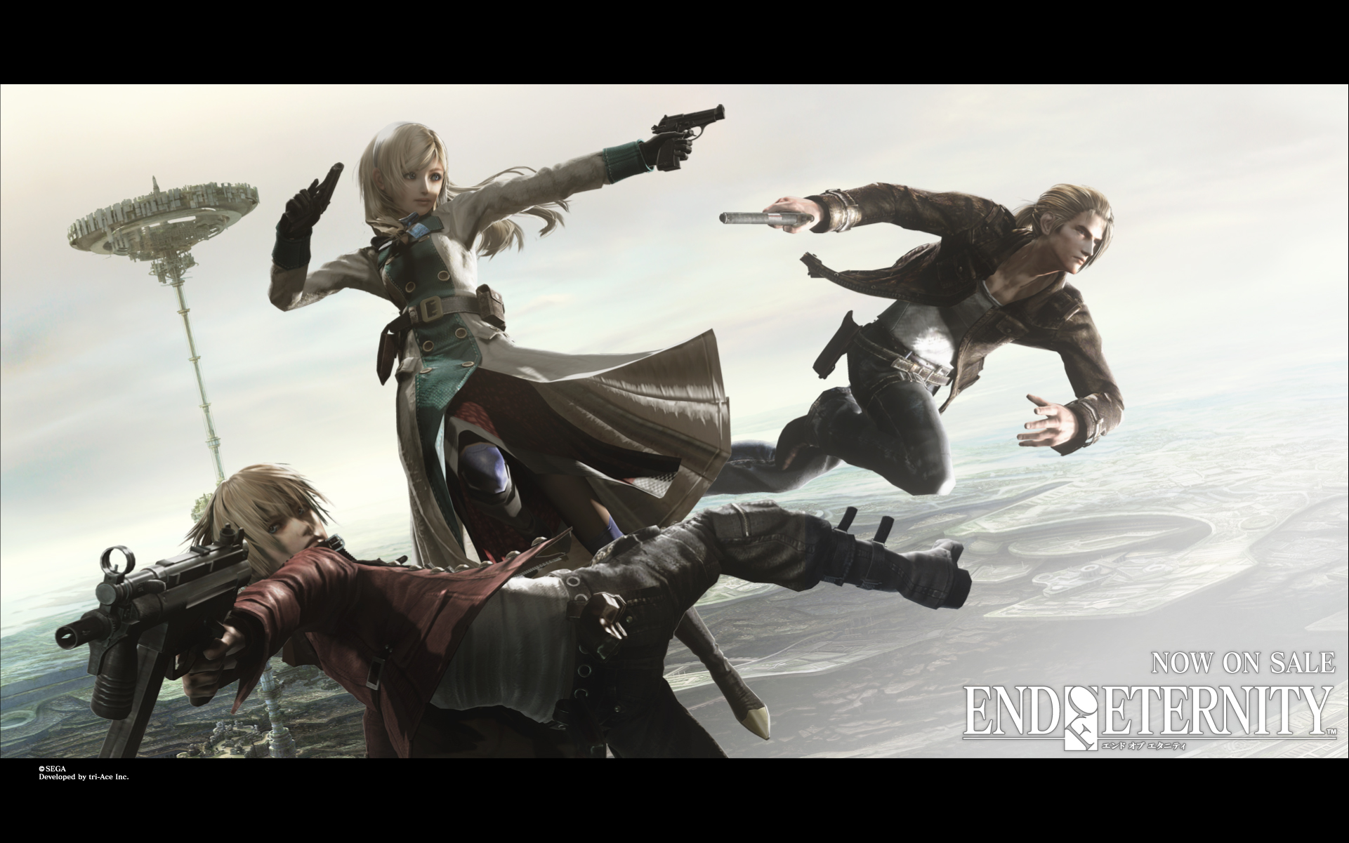 Resonance of Fate wallpaper - 941.8KB