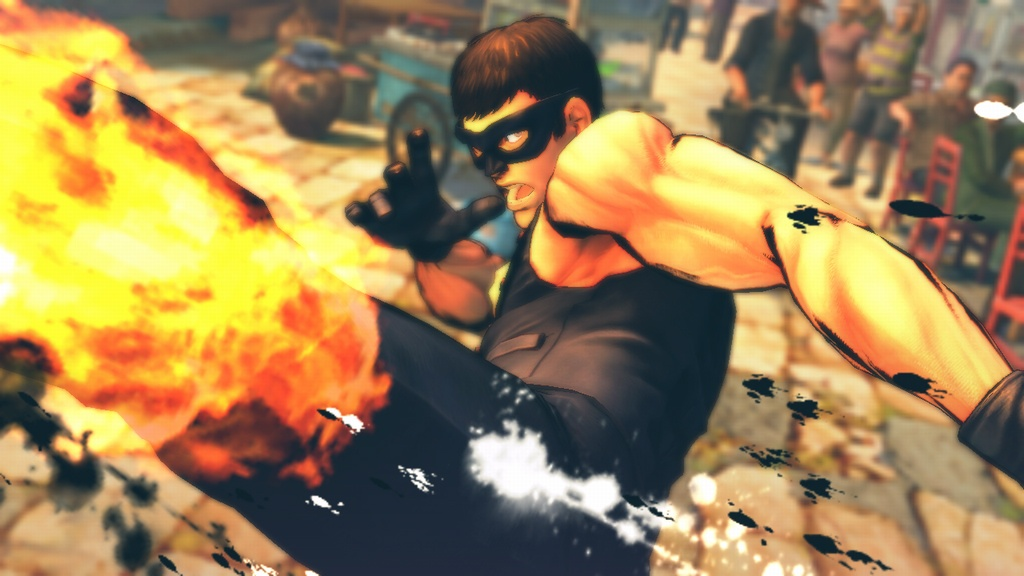 street fighter wallpaper. Super Street Fighter 4