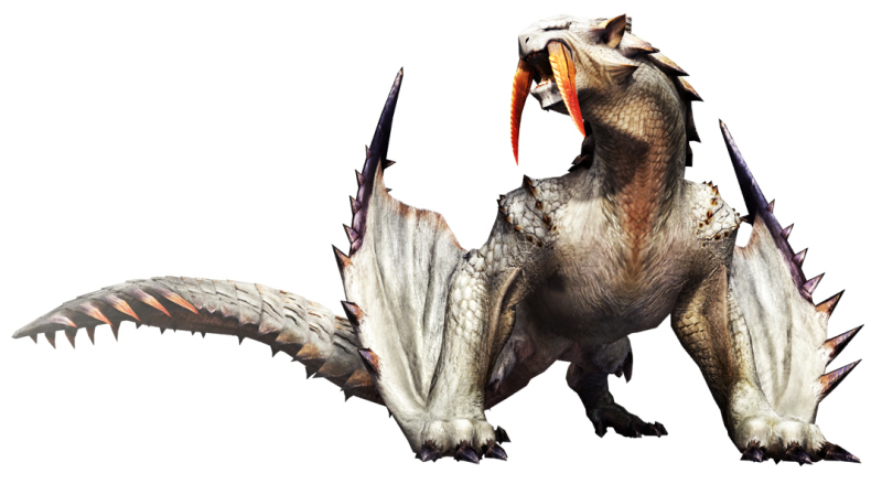 liste des grands monstre de monster hunter tri Monster-hunter-tri-barioth-artwork