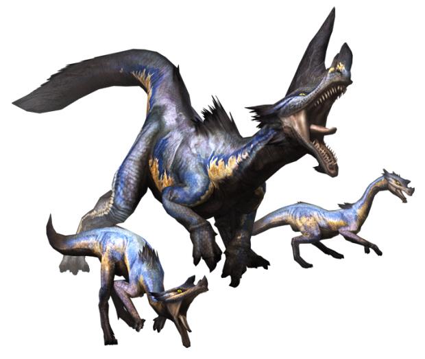 liste des grands monstre de monster hunter tri Monster-hunter-tri-great-baggi-artwork