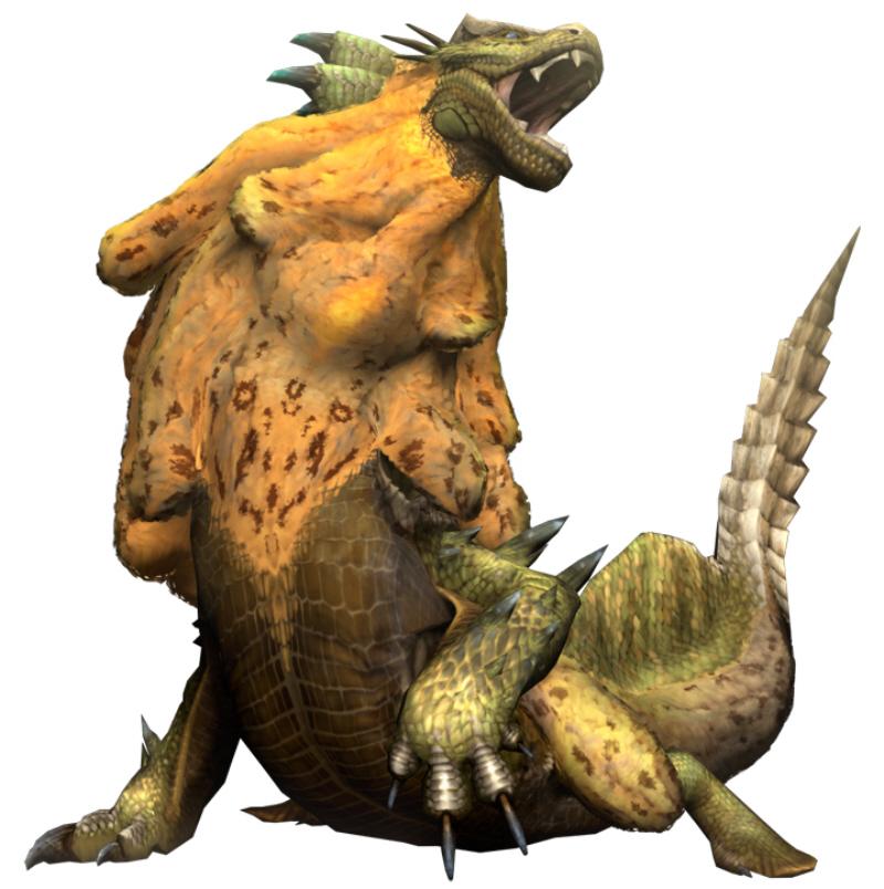 liste des grands monstre de monster hunter tri Monster-hunter-tri-royal-ludroth-artwork