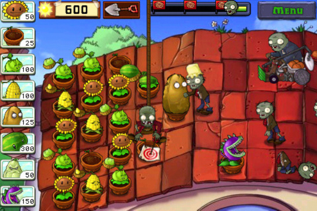 plants vs zombies plants. Plants VS Zombies codes and